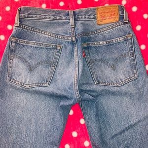 501 Levi's vintage mom jeans